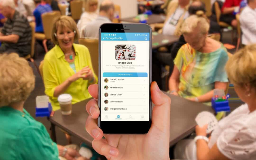 Transform Your CCRC With a Residential Directory App